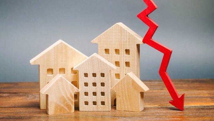 Con valores a la baja y pocas operaciones, los precios de venta retroceden un 30%