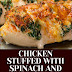 Chicken Stuffed with Spinach and Ricotta Cheese