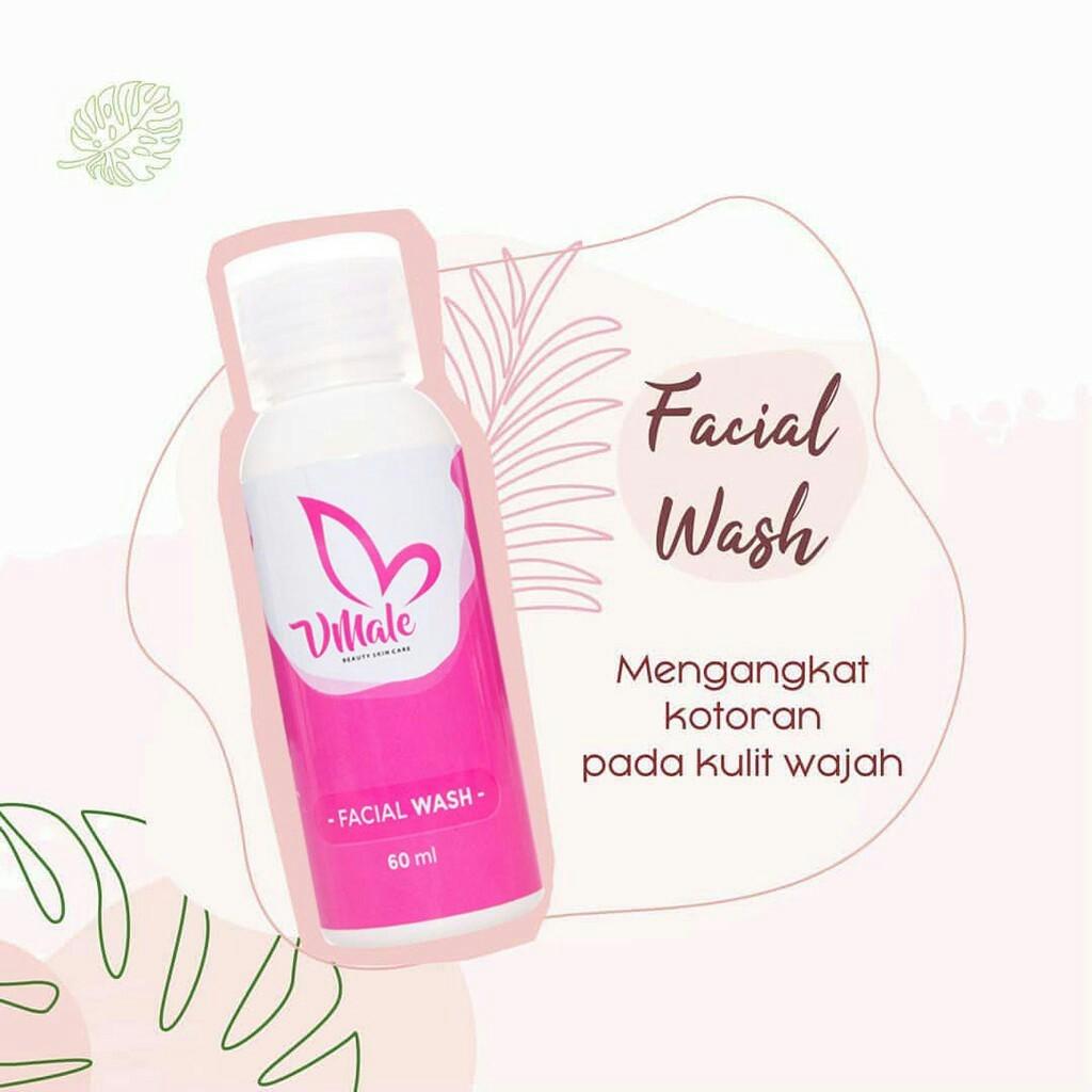 Vmale Facial Wash
