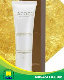 Facial Foam Lacoco