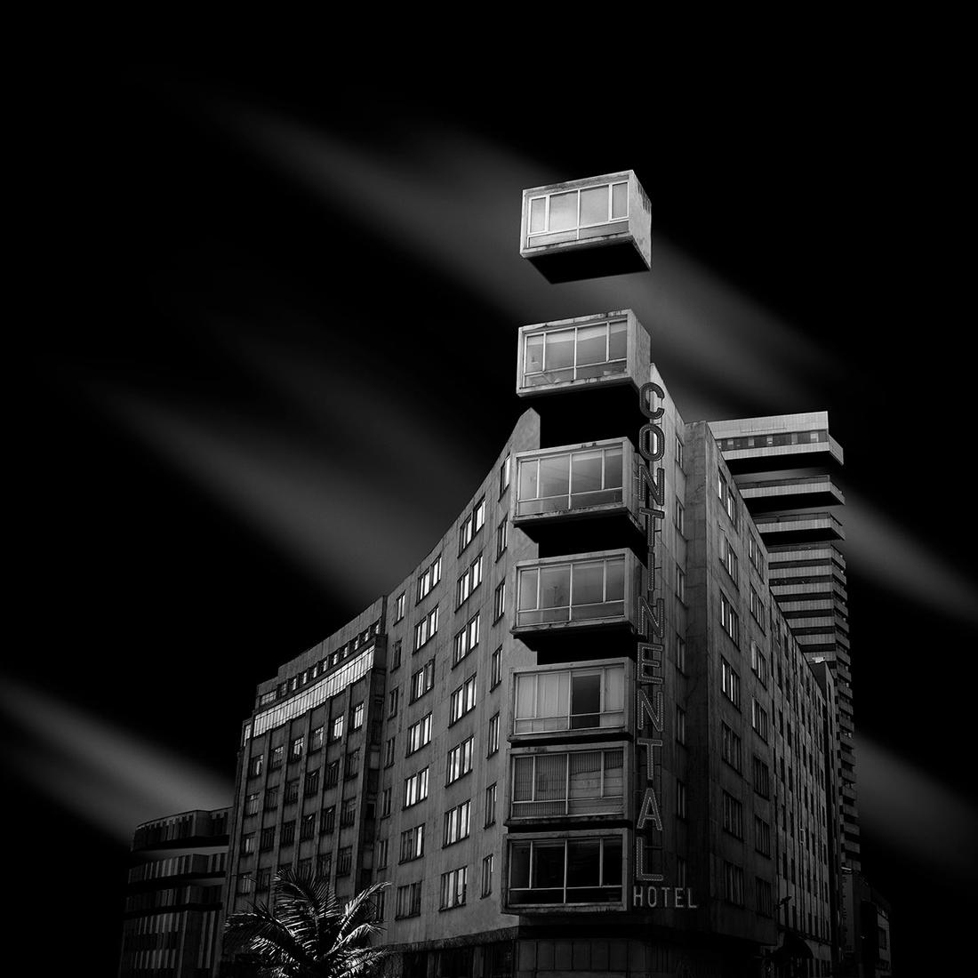 08-Daniel-Garay-Arango-Black-and-White-Surreal-Photographs-Architectural-Deconstruction-www-designstack-co