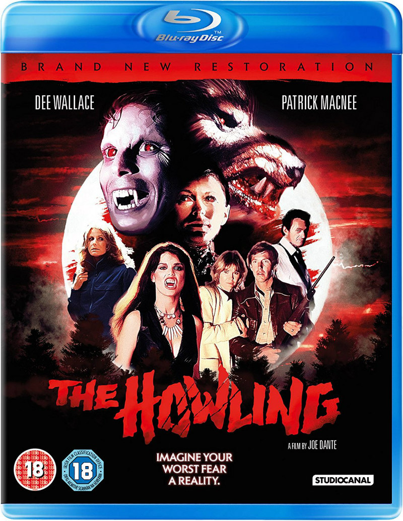 the howling studiocanal blu-ray