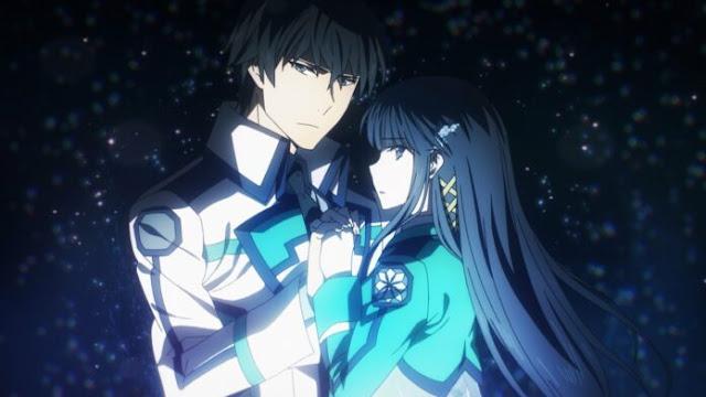 Puja Tatsuya Shiba! Welcome Anime Mahouka Koukou no Rettousei: Tsuioku-hen