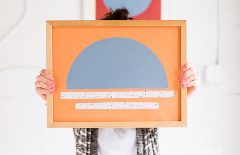 Procurando ideias de pôsteres novas? Vem aprender a fazer um completamente original!
