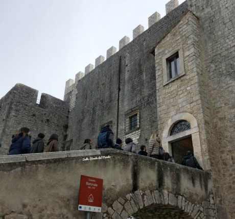 castello maenza