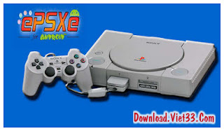 Download ePSXe - Giả lập game PlayStation