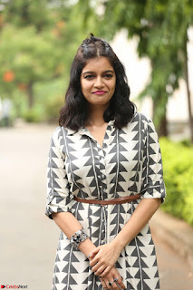 Swathi Reddy Looks super cute at London Babulu theatrical trailer launch ~  Exclusive 060.JPG