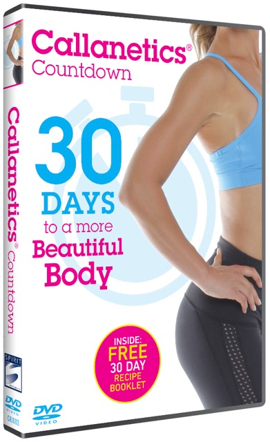 Callanetics Countdown DVD: 30 Days To A More Beautiful Body
