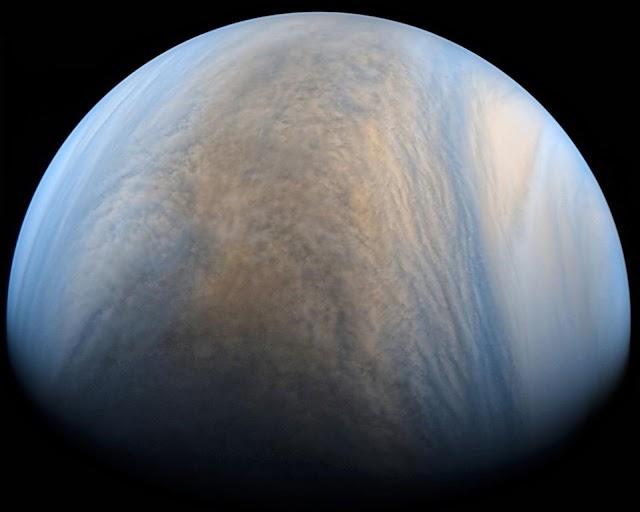 La migración de Júpiter podría haber hecho inhabitable a Venus hace mucho tiempo