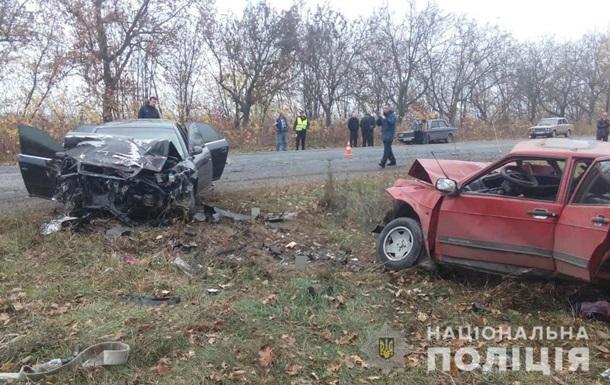У Вінницькій області три людини загинули в ДТП