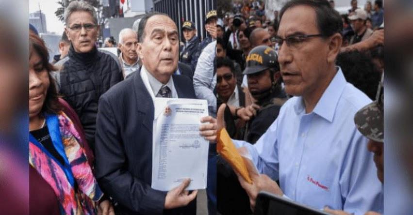 REFERÉNDUM 2018: Comité Ciudadano recolectará firmas para reforma política y judicial