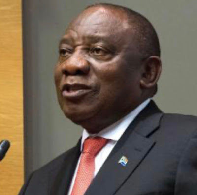 COVID-19 Update: South Africa President, Cyril Ramaphosa Announces Three(3)-Week Total Lockdown (Read Full Details)