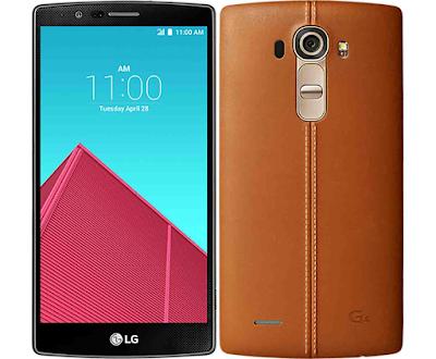 Tìm hiểu điện thoại LG G4 android 6.0