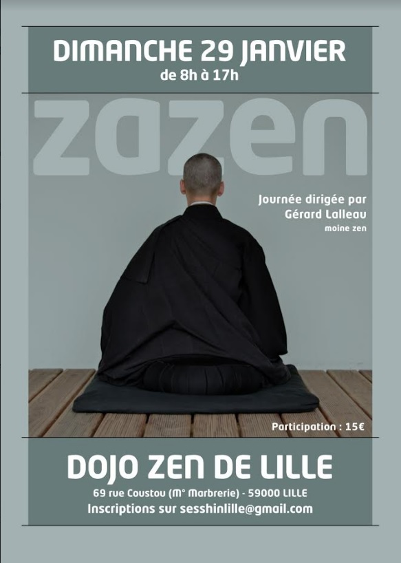rencontre zen Lille