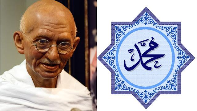 Nabi Muhammad di mata mahatma gandhi