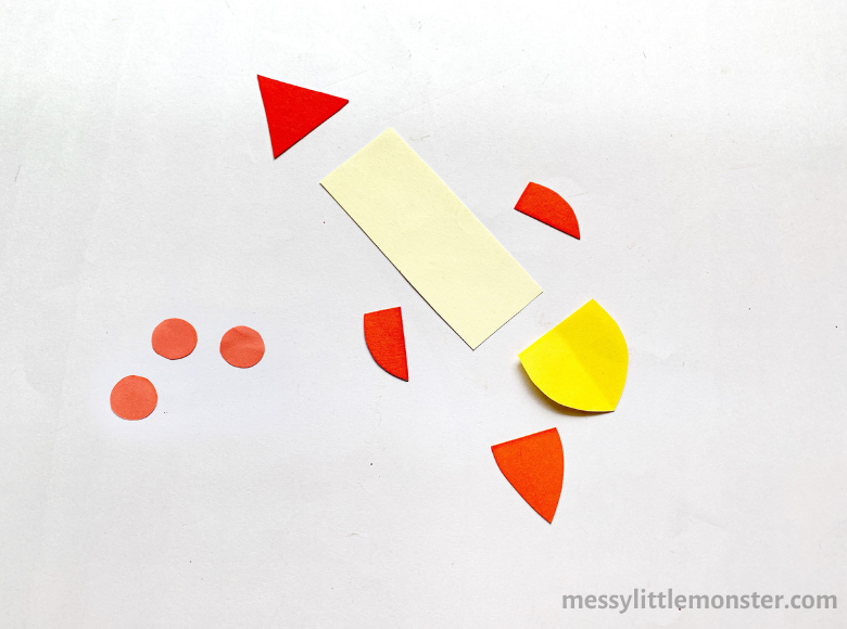 rocket template