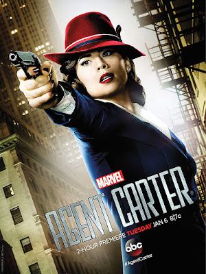 agentka carter serial marvel
