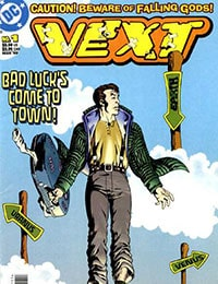 Vext Comic