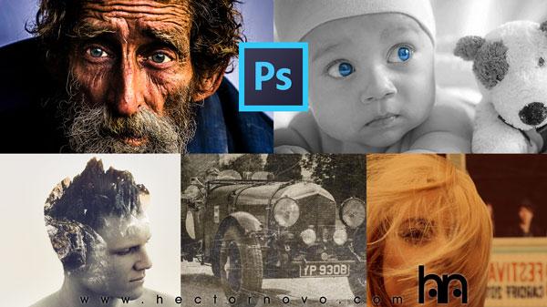 Curso de efectos con Photoshop - Crea efectos fotográficos