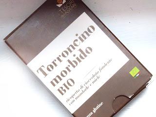 Nougat tendre au chocolat noir bio - I Tesori dell'alveare