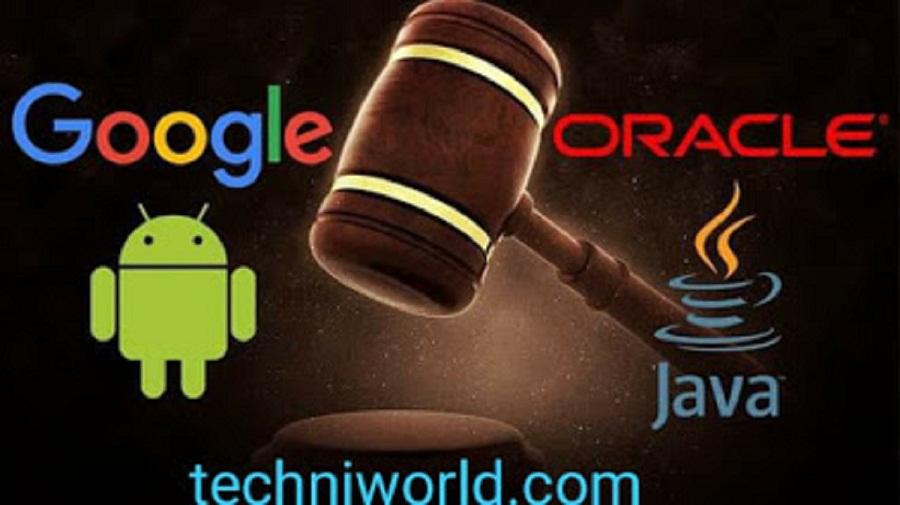 شركة جوجل تدعم شركة أوراكل من قبل المحكمة العليا الأمريكية فيما يتعلق بحقوق النشر الكبرى