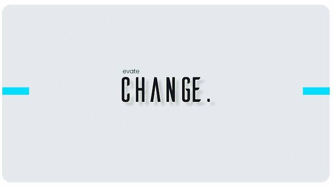 Evate - change