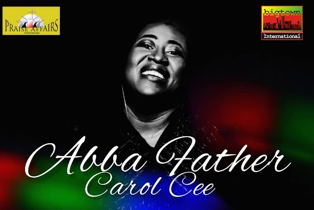 MUSIC  LYRICS VIDEO: Carol Cee - Abba Father  @iamcarolcee