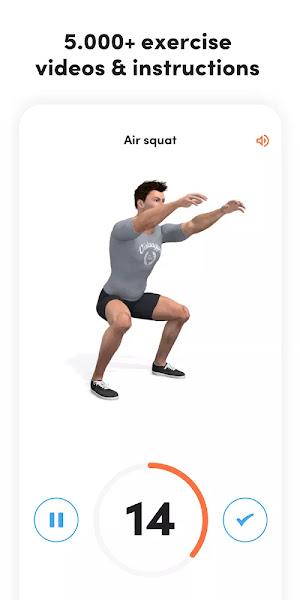 Virtuagym Fitness Tracker (MOD, PRO Unlocked) ***