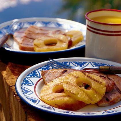 Zesty Ham and Pineapple Recipe