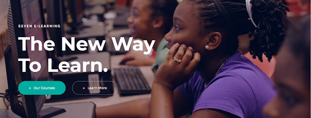 Seven Advanced Academy: First E-learning Site in Cameroon / CEMAC2