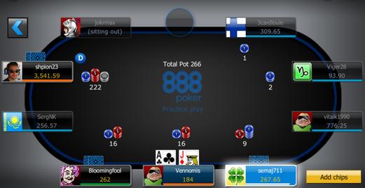 Game Poker 888 Memberikan Permainan Yang Seru