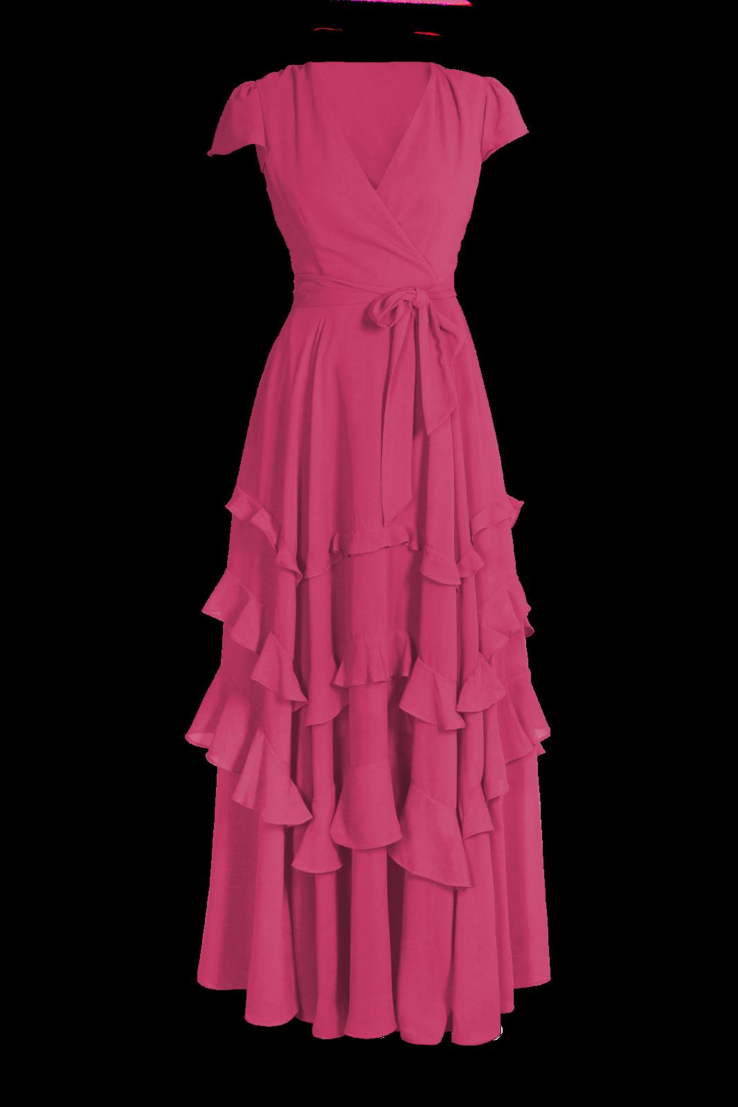 Increíble Vestidos De Cóctel Fluidas Friso - Colección de Vestidos ...