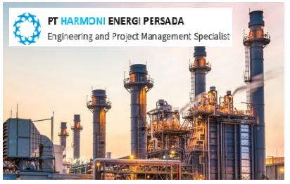 Lowongan Kerja PT HARMONI ENERGI PERSADA Bulan September 2020