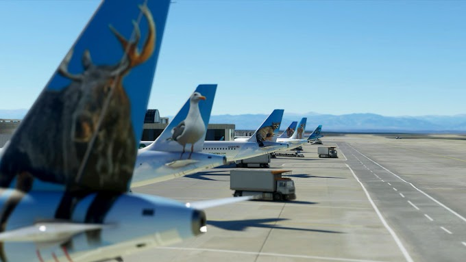 Flight Simulator 2020 - 33 Unique Frontier Airlines Livery Pack - V3.2