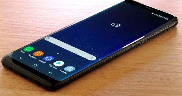 mudah merubah tampilan tema android menjadi samsung galaxy note8