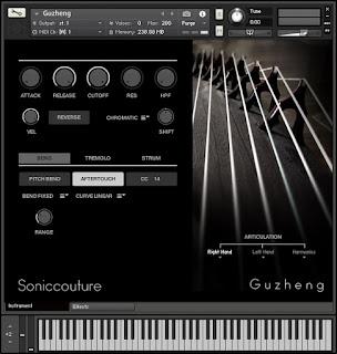 Sonic-couture-guzheng-latest-version-free-download, Kontakt-libraries-download