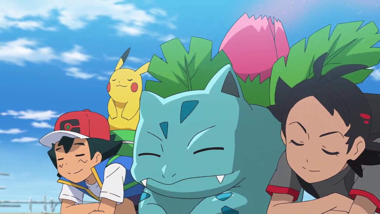 Pokémon Journeys: The Series Episode 3