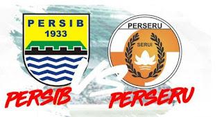 Prediksi Persib Bandung vs Perseru Serui - Selasa 12 Maret 2019
