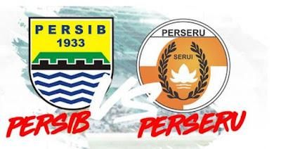 Susunan Pemain Persib Bandung vs Perseru Serui #PersibDay #PerseruDay