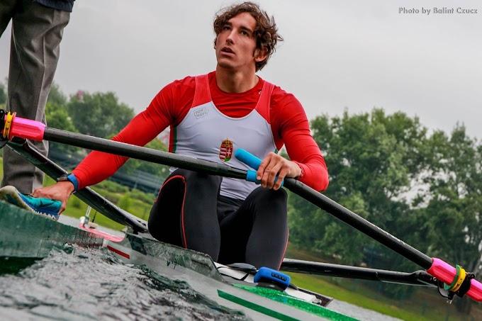 Pétervári-Molnár győzni akar az európai olimpiai kvalifikációs versenyen