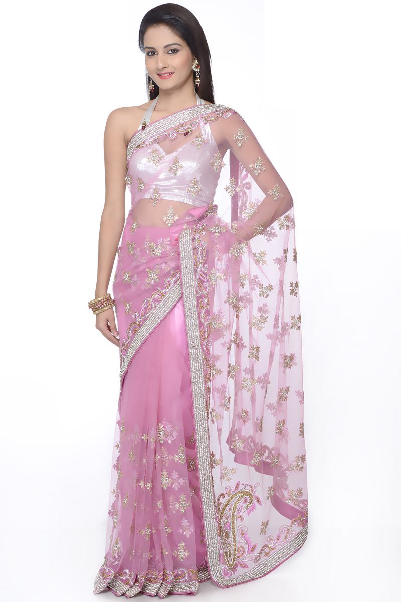 New Designer Wedding Sarees