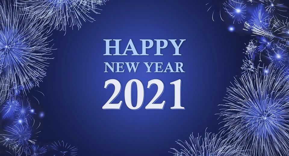 Selamat Tahun Baru 2021!