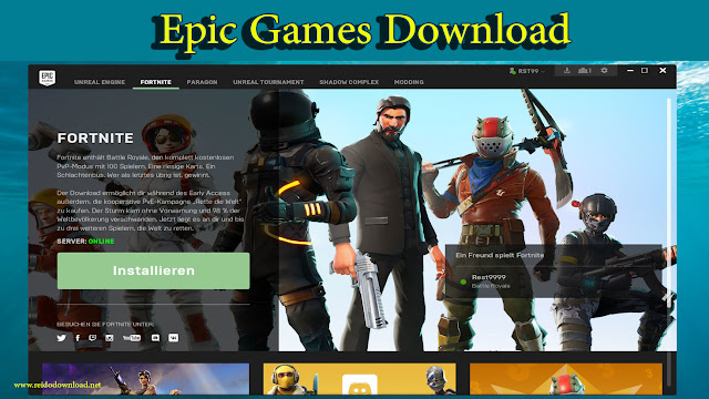 epic games download