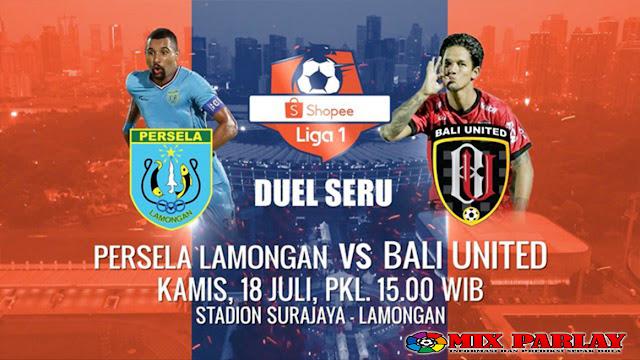Persela Lamongan Akan Menjamu Tim Bali United Di Stadion Surajaya