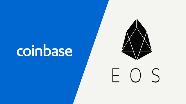 Coinbase is now supporting EOS Coin