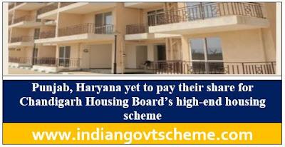 Chandigarh Housing Board's