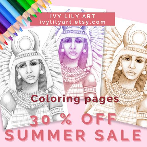 Coloring Shop SALE!