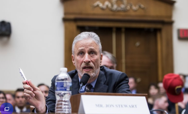 Jon Stewart Absolutely Demolished Congress For Bailing on a Hearing for 9/11 Survivors