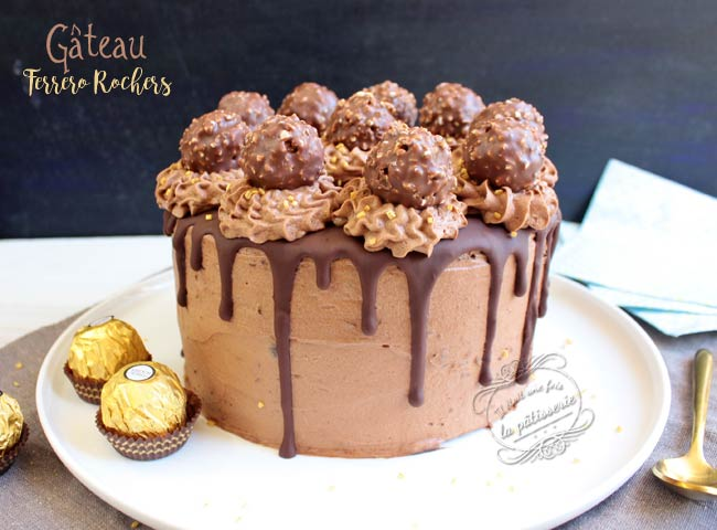 Layer cake Nutella & Ferrero