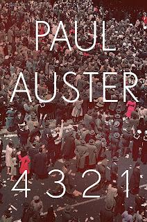 4 3 2 1 bu Paul Auster